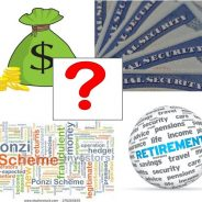SOCIAL SECURITY – ENTITLEMENT or PONZI SCHEME?